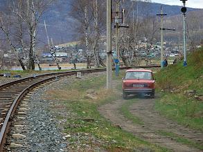 Photo: Near Kultuk
