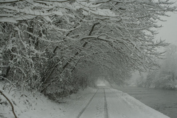 Tunnel di neve di Gp