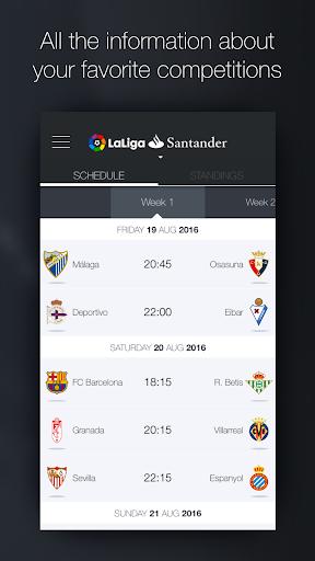 玩免費運動APP|下載La Liga - Official App app不用錢|硬是要APP