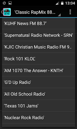 Houston Radio Stations  screenshots 4