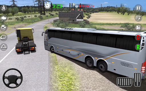 Real Bus Parking: Parking Games 2020 0.1 screenshots 8