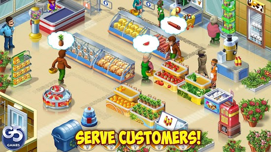 Supermarket Mania® Journey Screenshot