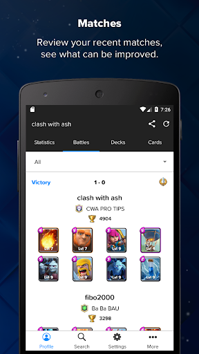 Stats Royale for Clash Royale 2.0.0 PC u7528 4