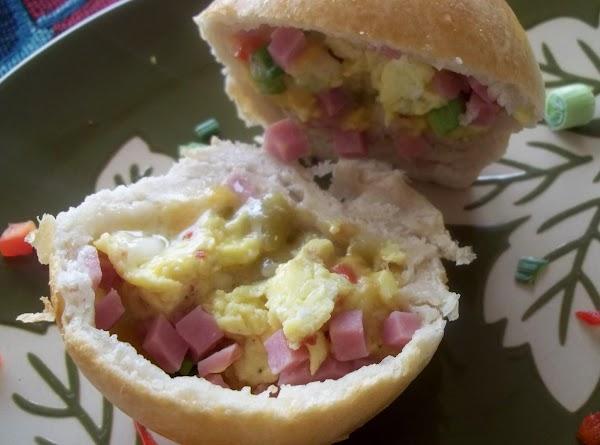 Southwestern Breakfast Bombs - Cass's Recipe