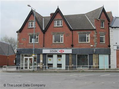 HSBC on Staniforth Road - Banks & Other Financial