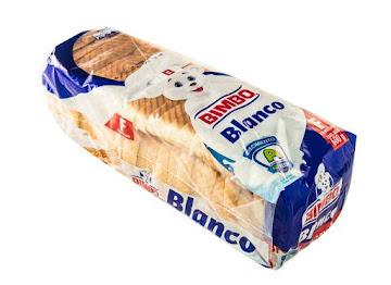 Pan BIMBO Blanco Tajado