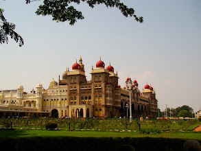 Photo: #235-Mysore, l'Amba Vilas Palace