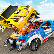 Demolition Car Derby Stunt 2020: Car Shooting Game