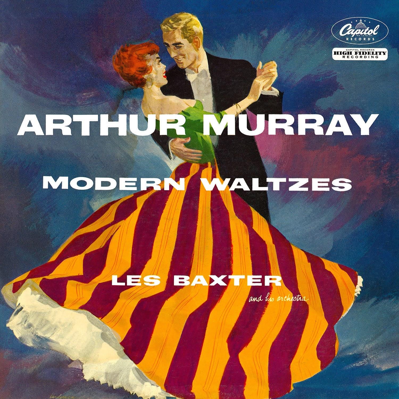 Arthur Murray, Les Baxter