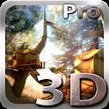 Tree Village 3D Pro lwp icon