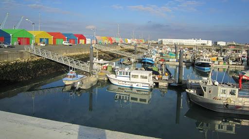 La Rochelle : chef de baie
