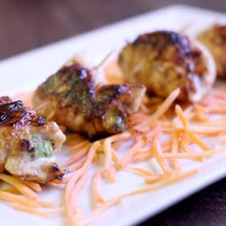 Honey Balsamic Chicken Rolls (Paleo, Gluten Free)