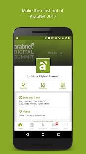 ArabNet Digital Summit 2017 - náhled