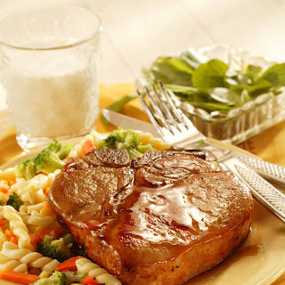 Honey-Glazed Pork Chops Recipe