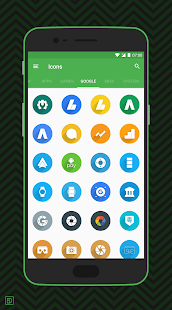 Rondo - Flat Style Icon Pack Screenshot
