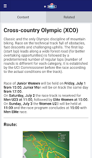 UCI MTB World Championship '16- screenshot thumbnail