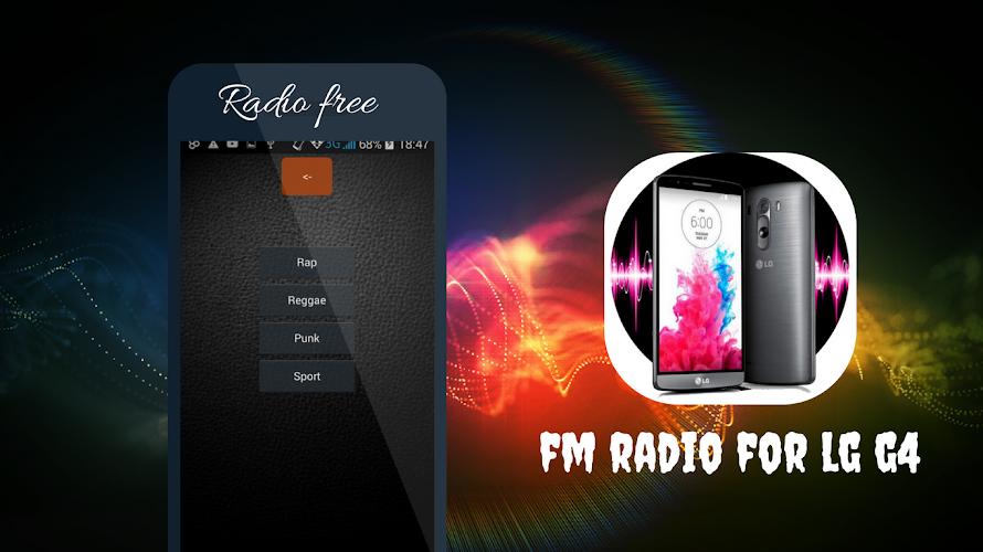 FM Radio for LG G4 APK | APKPure ai
