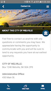 City of Melville- screenshot thumbnail