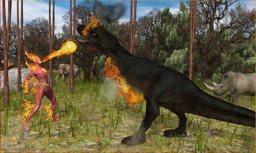 Fire Breather Hero Transform Dragon 1.2 screenshots 5