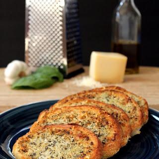 The Ultimate Garlic Bread