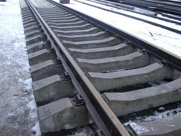 шпалы железнодорожные жб