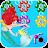 New Bubble Shooter - Mermaid Bubble Icône