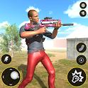 Bullet Fire Battleground 3D: Gun Shooting Mission icon