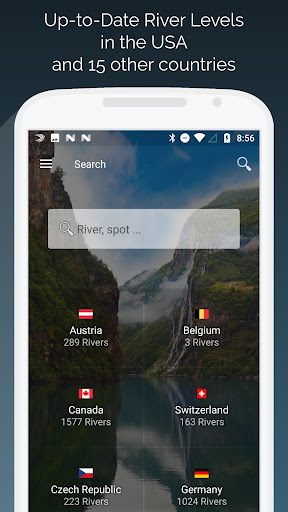 RiverApp - River flows 4.0.27 screenshots 1