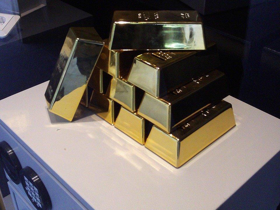 Gold, Golden, Bullion