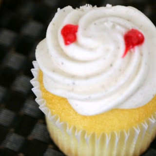 Vampire Halloween Cupcakes Recipe
