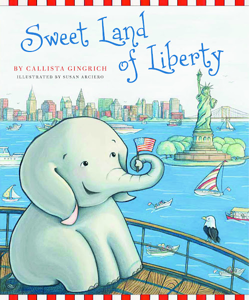 Photo: Sweet Land of Liberty by Callista Gingrich - http://bit.ly/KoOs08