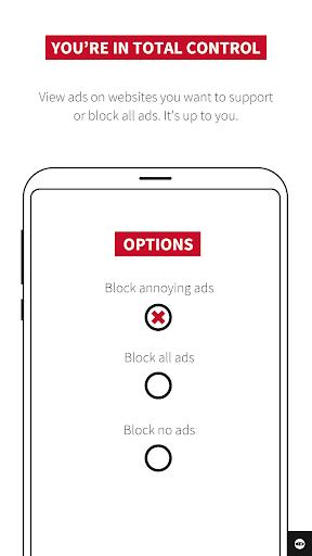 Adblock Plus for Samsung Internet - Browse safe. 1.2.1 screenshots 14
