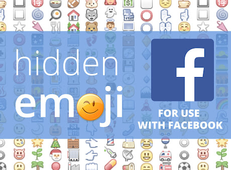 Hidden Emoji for Facebook™ - App