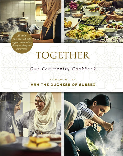 'Together: Our Community Cookbook' (Edbury Press/Penguin Random House).