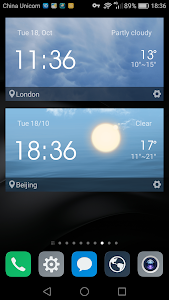 Weather Widget Live Wallpaper – Whats the weather today? Local