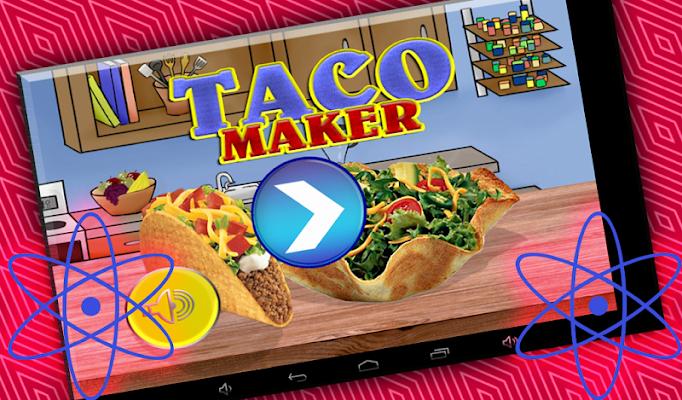 Taco Maker - Mexican Cuisine - screenshot