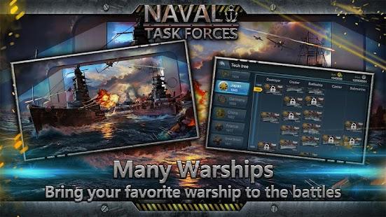 Naval Task Forces - náhled