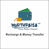 WorthPaisa-Recharge & Money Transfer