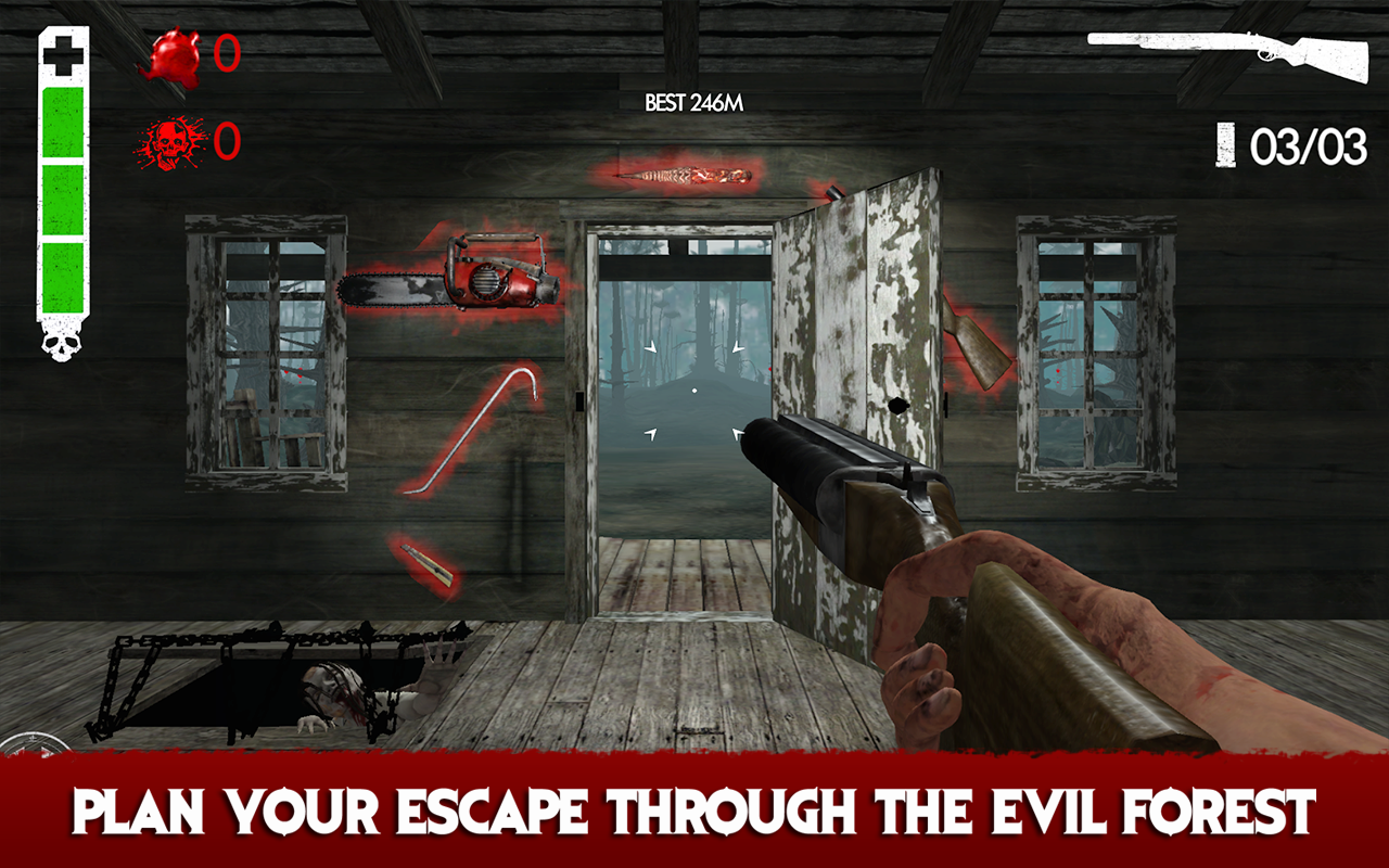 Evil dead game for android