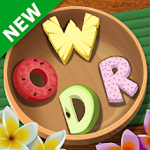 Word Beach: Connect Letters, Fun Word Search Games