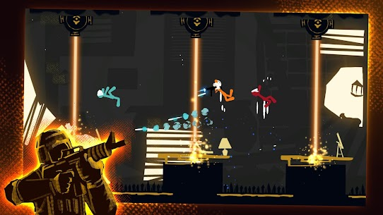 Stickfight Shadow Battle MOD (Free Gold Purchase) 1