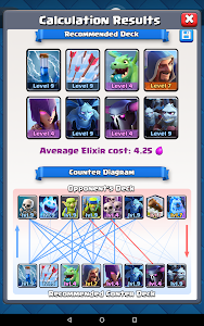 Counter Deck Calculator for CR screenshot 9