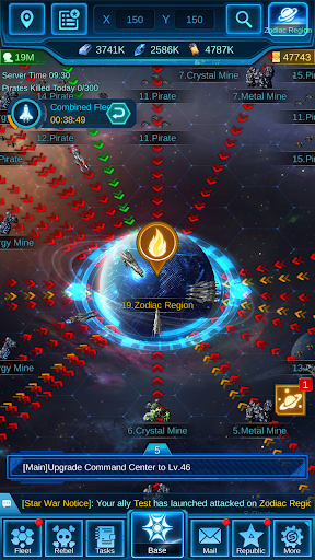 Galaxy Battleship 1.8.87 6