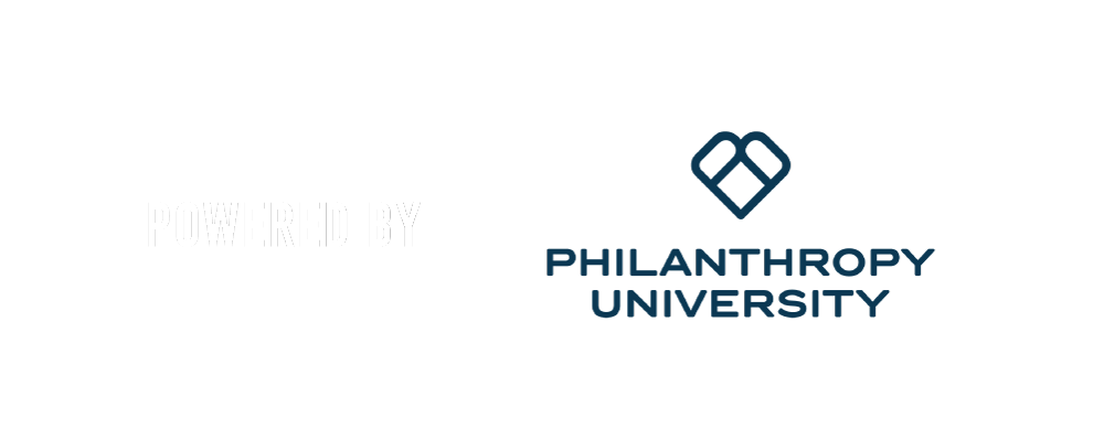 Powered by Philanthropy University