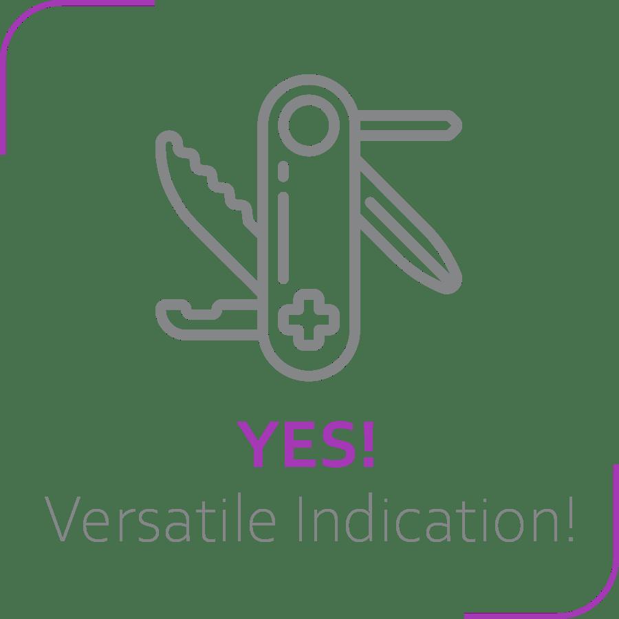 pdo threads versatile indications  logo