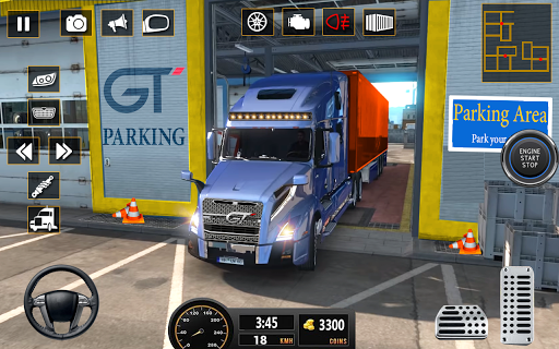 Truck Parking 2020: Prado Parking Simulator filehippodl screenshot 4