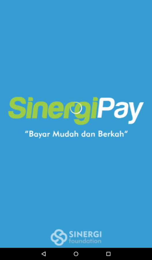 Sinergi Pay- screenshot