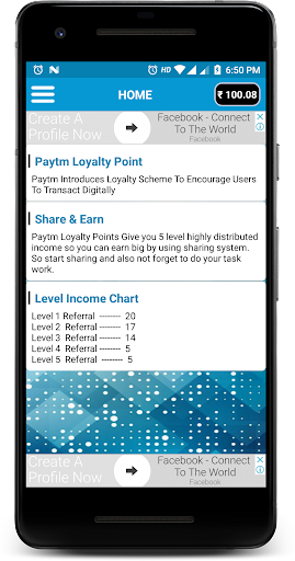 Paytm Loyalty Point for PC