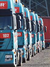 "Photo: ausgemusterte Gruber ""Pizzableche"" ----> www.truck-pics.eu"