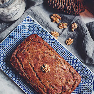 Banana Bread {Vegan}